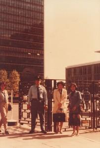 Visit to the UN Building