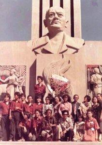 Patung SAM RATU LANGIE (1979)