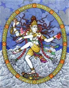 Dance of Lord Shiva