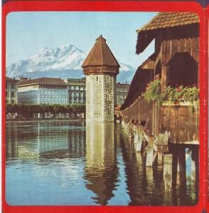 Lucerne city centre