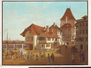 Basel Schifflaende