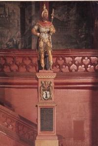 Statue of Lucius Munatius Plancus