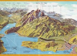 """The """"Vierwaldstaetter See"""""""