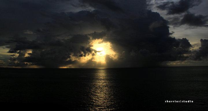 Threathening Sky by Danny S