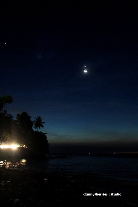 Venus Eclypse 16 May '10 by Danny S