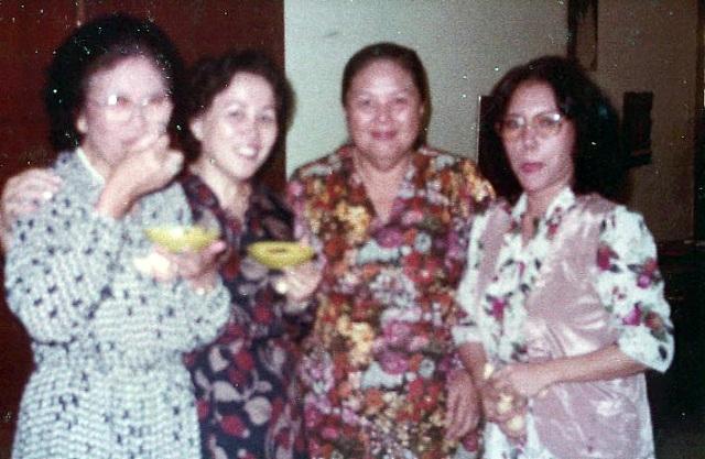 Empat serangkai Tambajongk