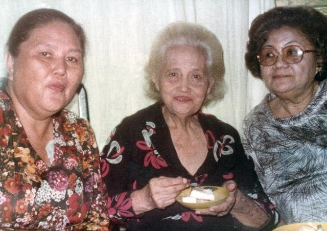 Masje Siregar, Tante Vera en