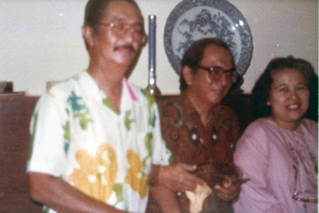 Rudy, Cato & husband
