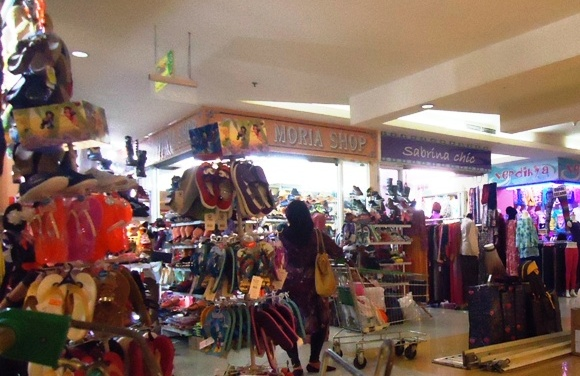 Shopping for personal needs. all made in Indonesia