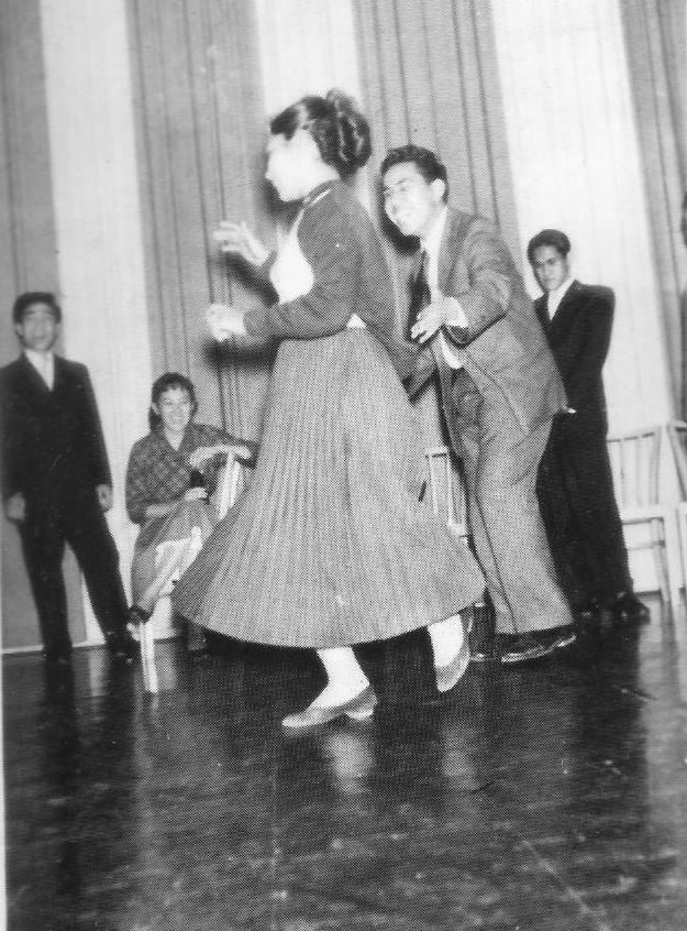 Di tahun 1957: ROCK & ROLL di Studentendorff Aachen