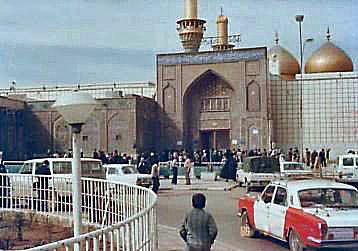Pusat kota Bagdad