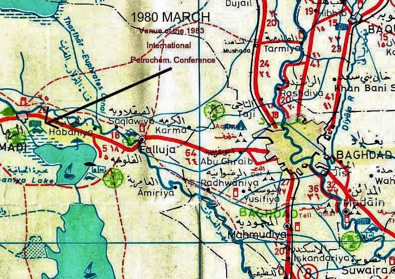 Habaniyah dekat Bagdad