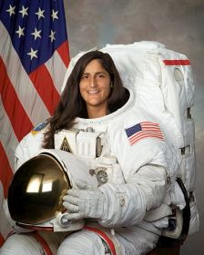Sunita Williams, Astronaut